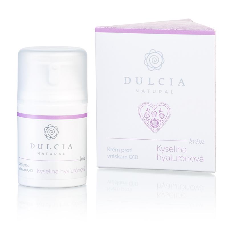 Kyselina hyaluronová v kosmetice DULCIA natural
