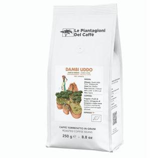 Le Piantagioni del Caffe' LA PIANTAGIONI DEL CAFFE Dambi Uddo 100% arabica jednodruhová