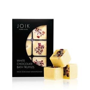 JOIK HOME & SPA Lanýže do koupele s bílou čokoládou