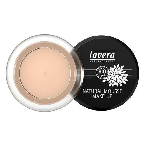 LAVERA přírodní pěnový make-up 01 slonová kost Lavera