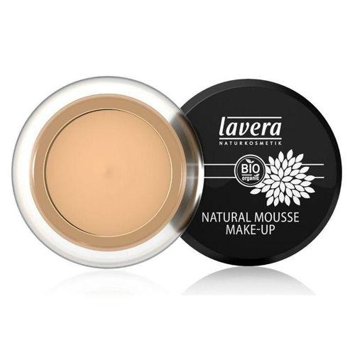 LAVERA přírodní pěnový make-up 03 med Lavera