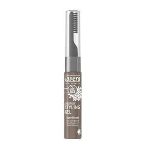Lavera LAVERA stylingový pečující gel na řasy a obočí světle oříšková
