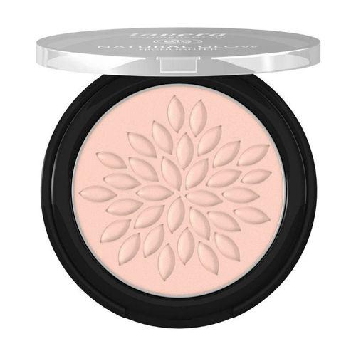 LAVERA zářivý rozjasňovač 01 perleťově růžová Lavera