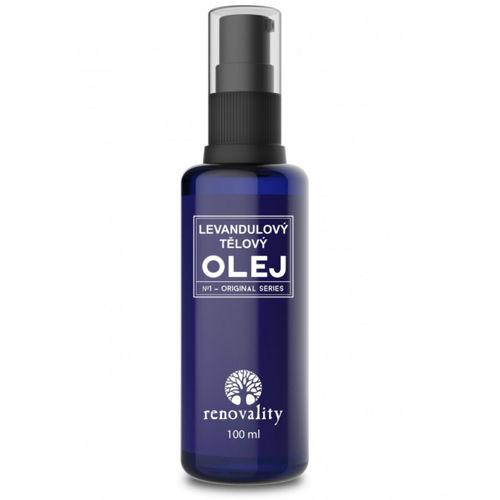 Levandulový olej Renovality