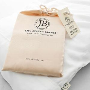 JO BROWNE JO BROWNE Luxusní bambusové povlaky na polštář Bamboo Pillowcase Set
