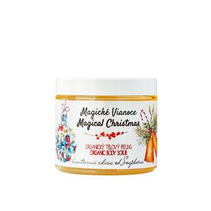 Soaphoria Magické Vánoce - organický solný tělový peeling