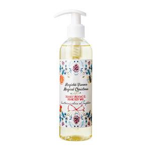 Soaphoria Magické Vánoce - organický sprchový gel