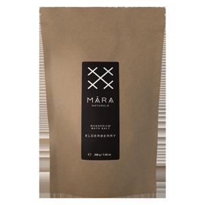 Mara Naturals Magnéziová sůl do koupele Bezinka
