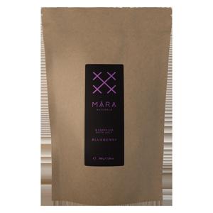 Mara Naturals Magnéziová sůl do koupele Borůvka