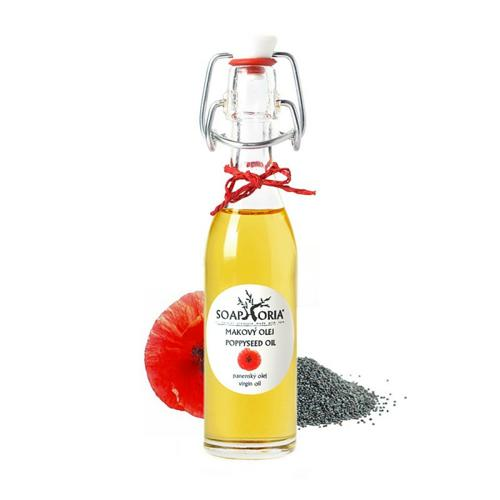 Makový olej Soaphoria