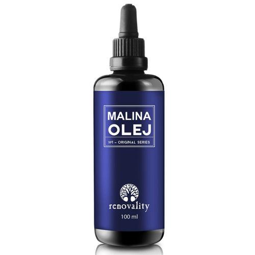 Malinový olej - za studena lisovaný Renovality