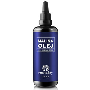 Renovality Malinový olej - za studena lisovaný
