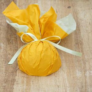 Ponio PONIO masážní kostka Pomeranč a Eukalyptus XL