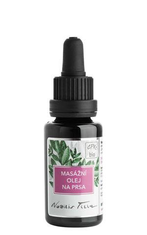 Nobilis Tilia NOBILIS TILIA Masážní olej na prsa