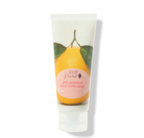 Máslový krém na ruce Růžový grapefruit 100% Pure