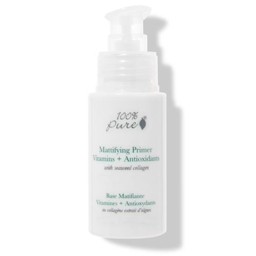 Matující báze pod make-up s vitamíny, antioxidanty a kolagenem z mořských řas 100% Pure