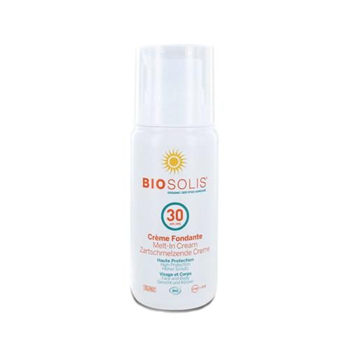 Melt-in Cream SPF 30 Biosolis