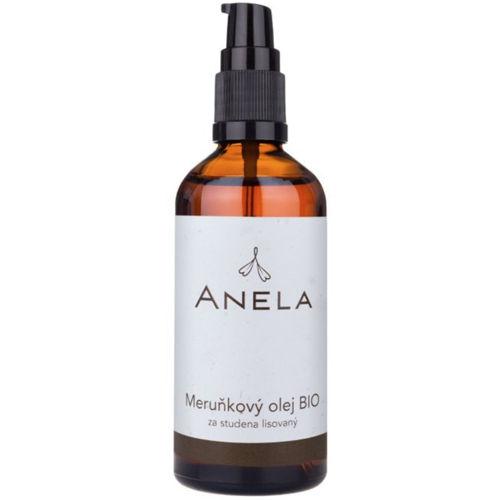 Meruňkový olej BIO - za studena lisovaný 100 ml Anela