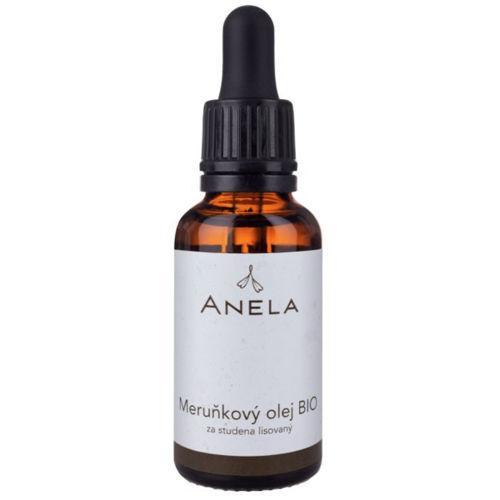 Meruňkový olej BIO - za studena lisovaný 30 ml Anela