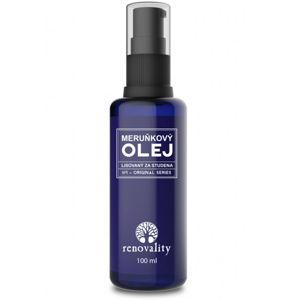 Renovality Meruňkový olej - za studena lisovaný
