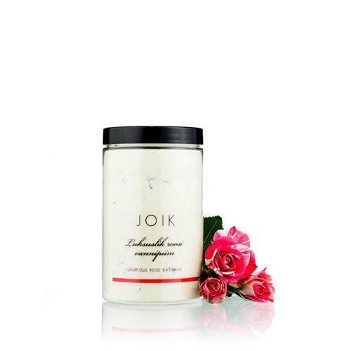 Mléčná koupel s růží Joik