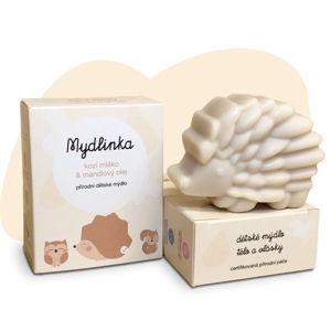 Mydlinka MYDLINKA Ručně vyráběné dětské mýdlo ježeček s kozím mlékem