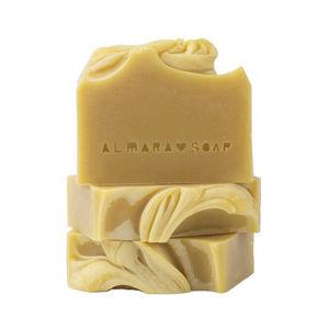 Almara Soap Mýdlo Creamy Carrot pro suchou, zralou a choulostivou pokožku
