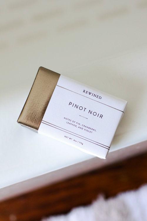 Mýdlo Pinot Noir Rewined Candles