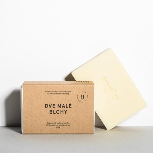 Mýdlo pro pejsky s vůní citrónové trávy Mylo