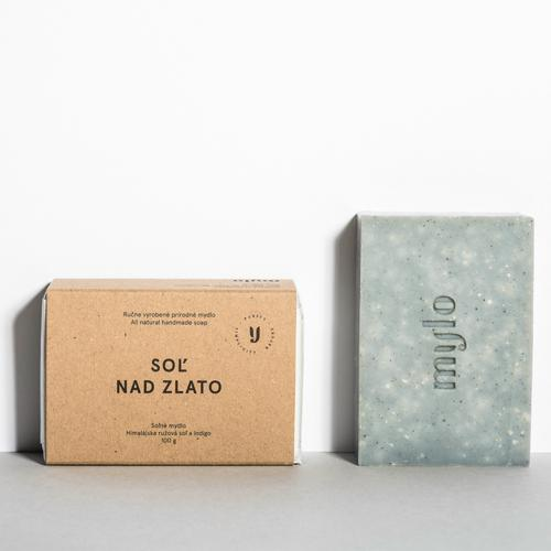 Mýdlo s himalájskou solí Mylo