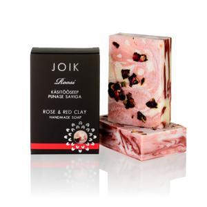 Joik Mýdlo s růží a červeným jílem