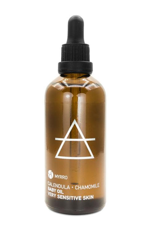 MYRRO Baby hydratační olej MYRRO