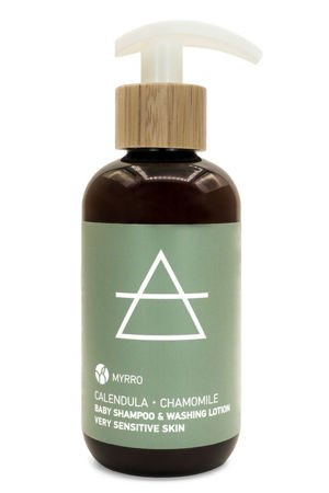 MYRRO MYRRO Baby šampon a mycí gel