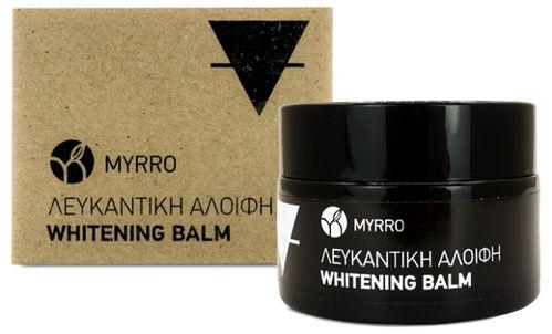 MYRRO Bělící bylinkový balzám MYRRO