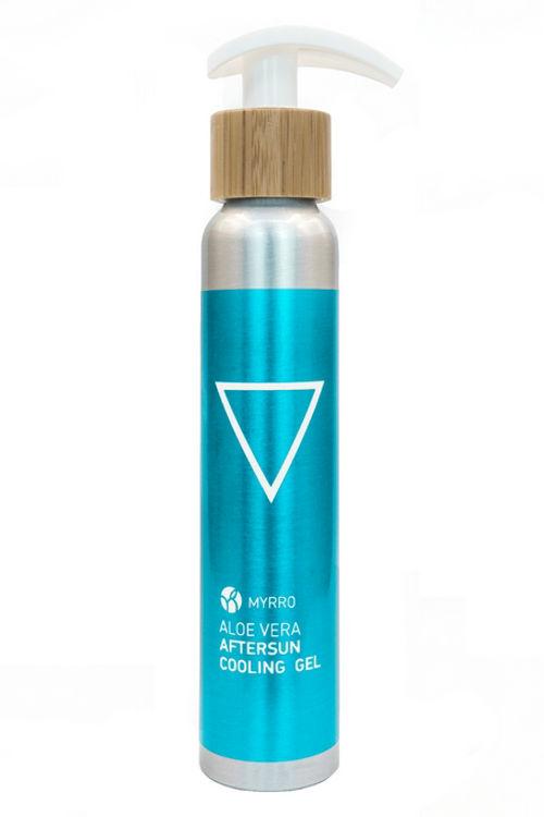 MYRRO Chladivý gel s aloe vera MYRRO