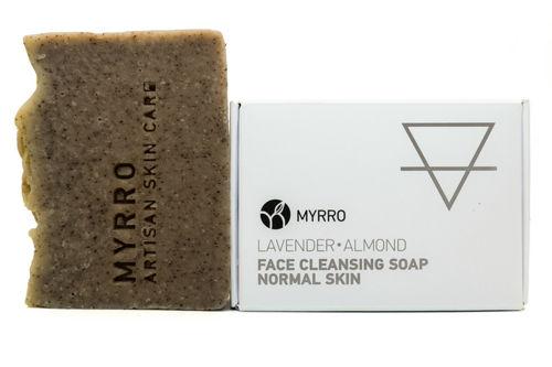 MYRRO Čistící mýdlo na obličej pro Normální pleť MYRRO
