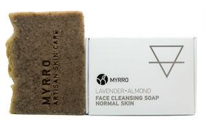 MYRRO MYRRO Čistící mýdlo na obličej pro Normální pleť