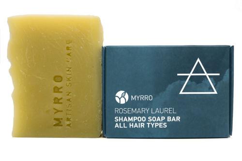 MYRRO Mýdlo pro všechny typy vlasů MYRRO