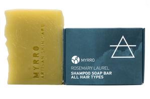 MYRRO MYRRO Mýdlo pro všechny typy vlasů