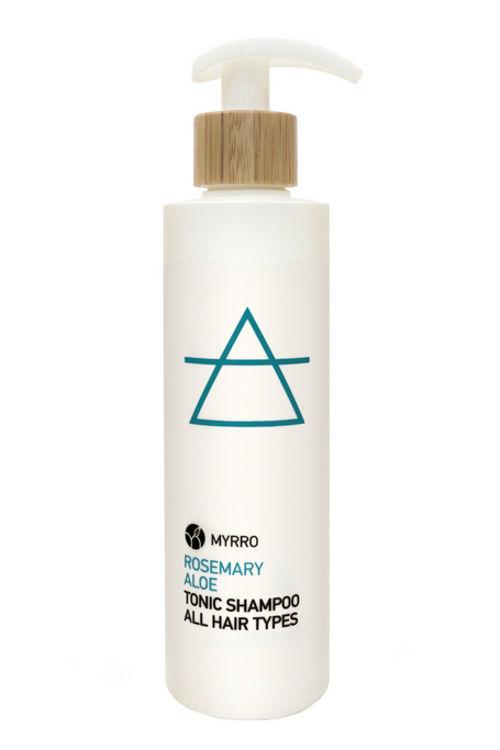 MYRRO Posilující šampon pro všechny typy vlasů MYRRO