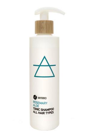 MYRRO MYRRO Posilující šampon Rozmarýnový pro všechny typy vlasů
