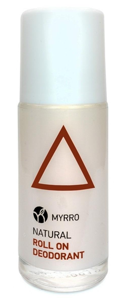 MYRRO Přírodní roll on deodorant MYRRO