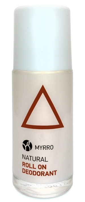 MYRRO MYRRO Přírodní roll on deodorant
