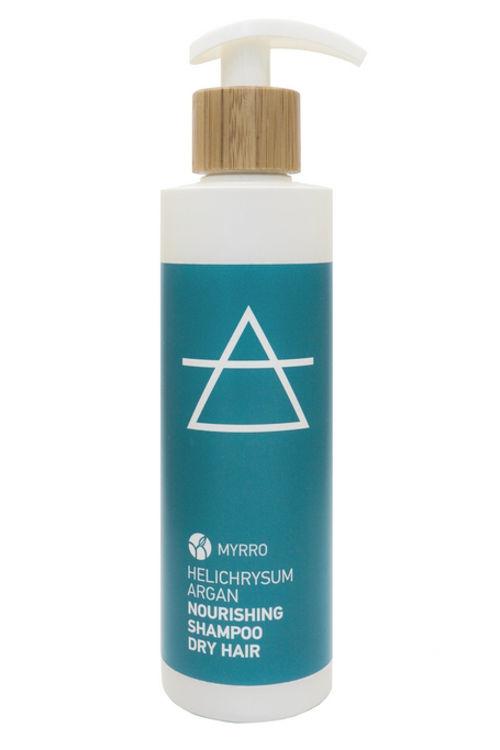 MYRRO Šampon na suché vlasy MYRRO