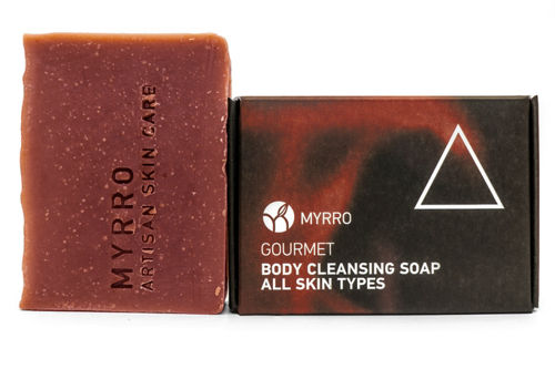 MYRRO Tělové mýdlo gourmet MYRRO