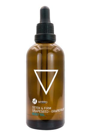 MYRRO MYRRO Tělový olej detoxikační