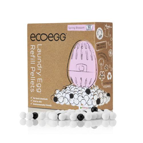 Náplň do pracího vajíčka vůně Jarních květů 50 praní EcoEgg