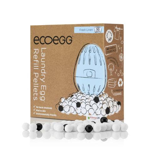 Náplň do pracího vajíčka vůně Svěží bavlna 50 praní EcoEgg