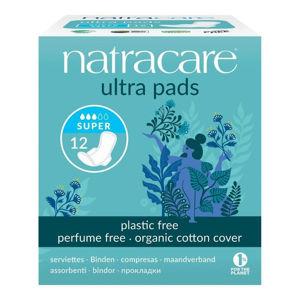 NATRACARE NATRACARE menstruační vložky ultra super s křidélky