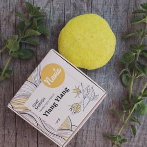 Navia Tuhý šampón - Ylang Ylang 50 g